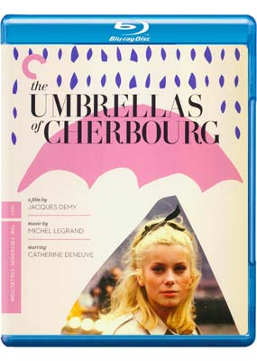 Umbrellas of Cherbourg, The (Criterion) (Blu-ray) (BD) - Klik her for at se billedet i stor størrelse.