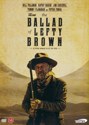 Ballad of Lefty Brown, The  (DVD) - Klik her for at se billedet i stor størrelse.