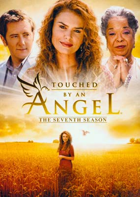 Touched by an Angel: Season 7 (7-disc) (DVD) - Klik her for at se billedet i stor størrelse.