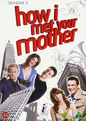 How I Met Your Mother:   Season    2 (3-disc) (DVD) - Klik her for at se billedet i stor størrelse.