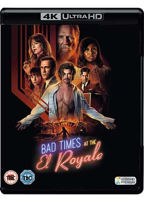 Bad Times at the El Royale (4K Ultra HD) (BD) - Klik her for at se billedet i stor størrelse.