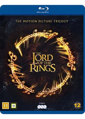 Lord of the Rings, The: The Motion Picture Trilogy - Theatrical Cut (Blu-ray) (BD) - Klik her for at se billedet i stor størrelse.
