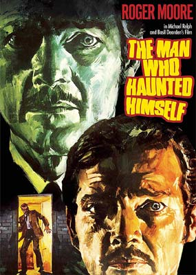 Man Who Haunted Himself, The  (DVD) - Klik her for at se billedet i stor størrelse.