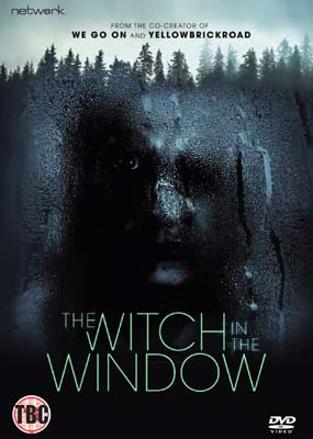 Witch in the Window, The  (DVD) - Klik her for at se billedet i stor størrelse.