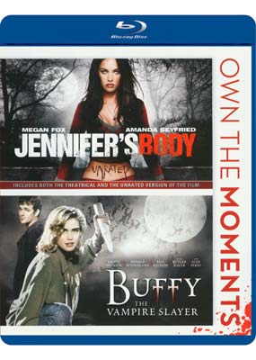 Buffy the Vampire Slayer (+ Jennifer's Body) (Blu-ray) (BD) - Klik her for at se billedet i stor størrelse.