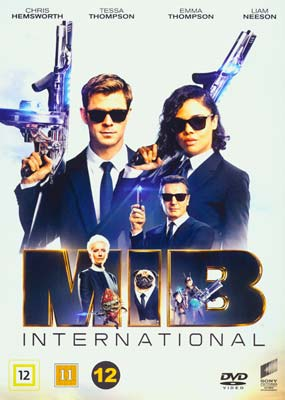 Men in Black: International  (DVD) - Klik her for at se billedet i stor størrelse.