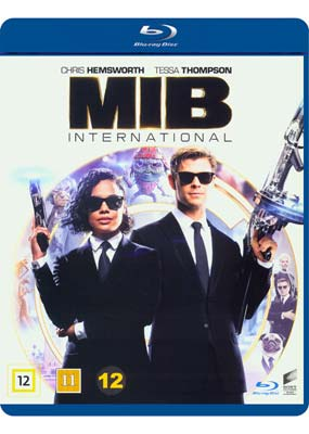Men in Black: International (Blu-ray) (BD) - Klik her for at se billedet i stor størrelse.