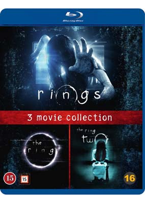 Rings: 3-Movie Collection (Blu-ray) (BD) - Klik her for at se billedet i stor størrelse.