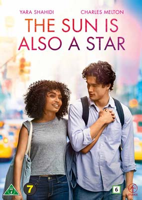 Sun Is Also a Star, The  (DVD) - Klik her for at se billedet i stor størrelse.