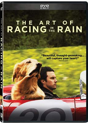 Art of Racing in the Rain, The  (DVD) - Klik her for at se billedet i stor størrelse.