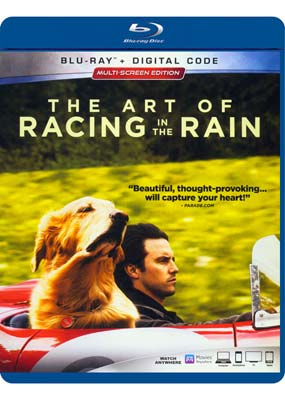 Art of Racing in the Rain, The (Blu-ray) (BD) - Klik her for at se billedet i stor størrelse.