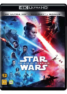 Star Wars: The Rise of Skywalker (3-disc) (4K UHD) (UHD) - Klik her for at se billedet i stor størrelse.