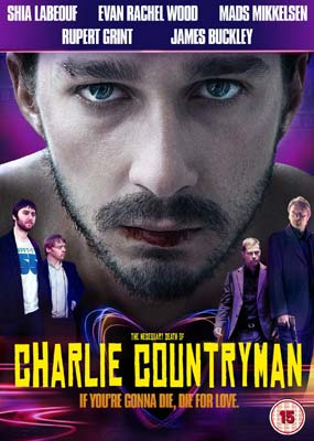 Necessary Death of Charlie Countryman, The  (DVD) - Klik her for at se billedet i stor størrelse.