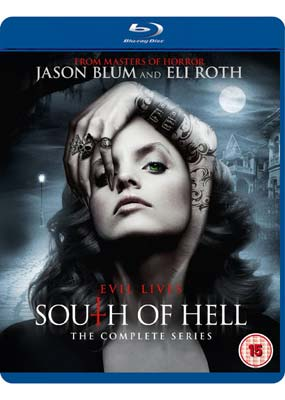South of Hell: The Complete Series (Blu-ray) (BD) - Klik her for at se billedet i stor størrelse.