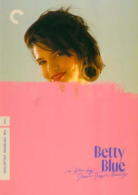 Betty Blue: Director's Cut (Criterion) (DVD) - Klik her for at se billedet i stor størrelse.