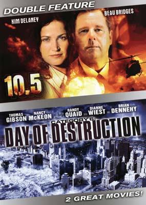 10.5 / Category 6: Day of Destruction (2 film) (DVD) - Klik her for at se billedet i stor størrelse.