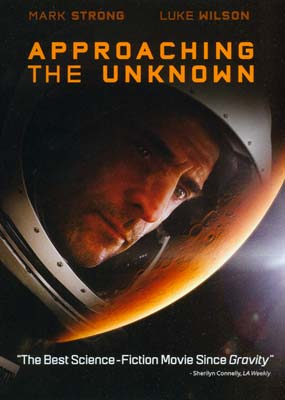 Approaching the Unknown  (DVD) - Klik her for at se billedet i stor størrelse.