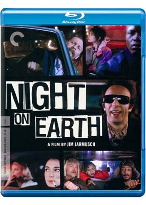 Night on Earth (Criterion) (Blu-ray) (BD) - Klik her for at se billedet i stor størrelse.