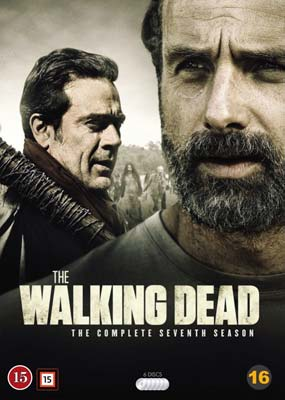 Walking Dead, The: Season     7 (6-disc) (DVD) - Klik her for at se billedet i stor størrelse.