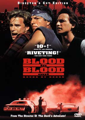 Blood In... Blood Out (Director's Cut) (DVD) - Klik her for at se billedet i stor størrelse.