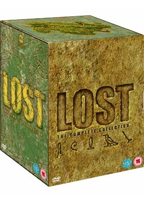 Lost:     The Complete  Collection (6-pack) (DVD) - Klik her for at se billedet i stor størrelse.
