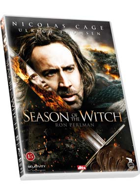 Season of the Witch  (DVD) - Klik her for at se billedet i stor størrelse.