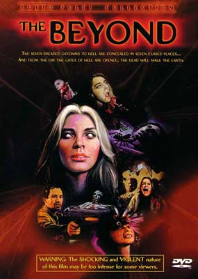 Beyond, The (Collector's Edition) (DVD) - Klik her for at se billedet i stor st�rrelse.