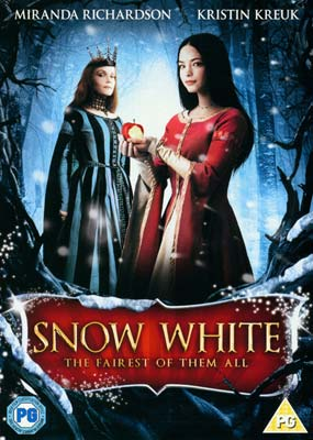Snow White: The Fairest of Them All  (DVD) - Klik her for at se billedet i stor størrelse.