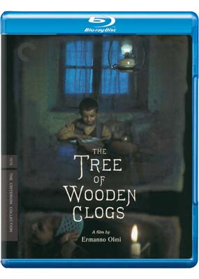 Tree of Wooden Clogs, The (Criterion) (Blu-ray) (BD) - Klik her for at se billedet i stor størrelse.