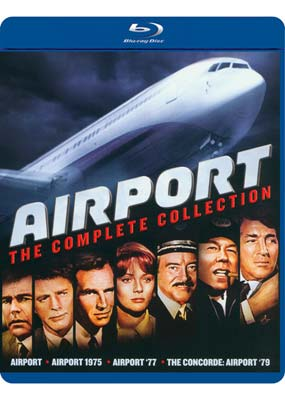 Airport: The Complete Collection (Blu-ray) (BD) - Klik her for at se billedet i stor størrelse.