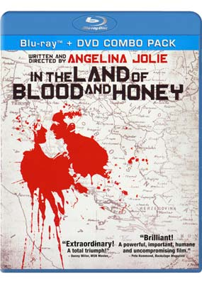 In the Land of Blood and Honey (Blu-ray & DVD) (BD) - Klik her for at se billedet i stor størrelse.