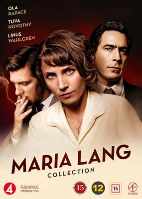 Maria Lang   Collection (6 film) (4-disc) (DVD) - Klik her for at se billedet i stor størrelse.