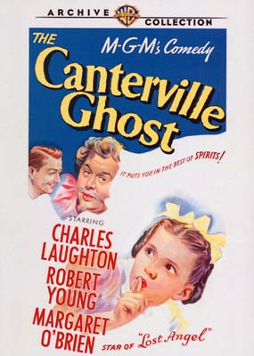 Canterville Ghost, The (Charles Laughton) (Warner Archive) (DVD) - Klik her for at se billedet i stor størrelse.