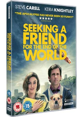 Seeking a Friend for the End of the World  (DVD) - Klik her for at se billedet i stor størrelse.