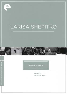 Larisa Shepitko: Wings / The Ascent (Criterion) (DVD) - Klik her for at se billedet i stor størrelse.