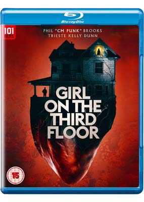 Girl on the Third Floor (Blu-ray) (BD) - Klik her for at se billedet i stor størrelse.
