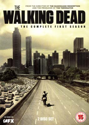 Walking Dead, The: Season   1 (2-disc) (DVD) - Klik her for at se billedet i stor størrelse.