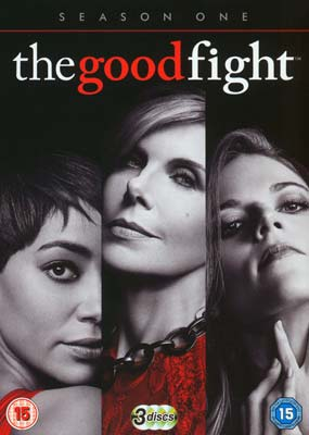 Good Fight, The: Season  1 (3-disc) (DVD) - Klik her for at se billedet i stor størrelse.