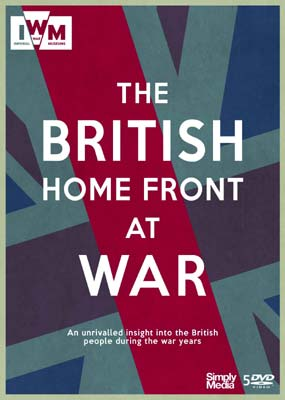 British Home Front at War, The  (DVD) - Klik her for at se billedet i stor størrelse.