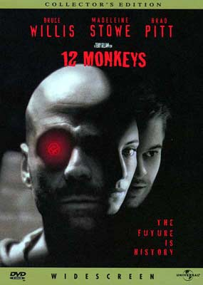 12 Monkeys (Collector's Edition) (DVD) - Klik her for at se billedet i stor st�rrelse.