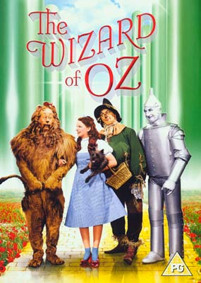 Wizard of Oz,   The:   75th Anniversary (2-disc) (DVD) - Klik her for at se billedet i stor størrelse.