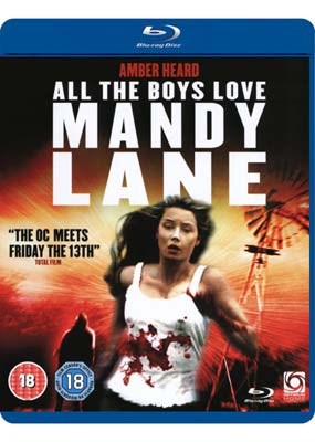 All the Boys Love Mandy Lane (Blu-ray) (BD) - Klik her for at se billedet i stor størrelse.