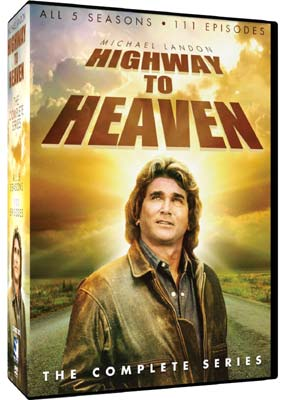 Highway to Heaven: The Complete Series (23-disc) (DVD) - Klik her for at se billedet i stor størrelse.