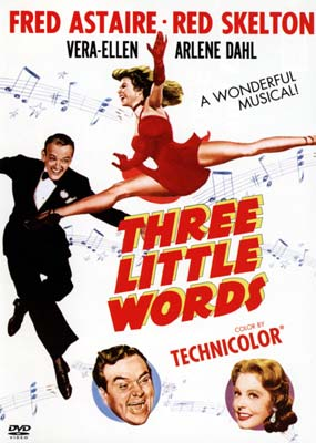 Three Little Words  (DVD) - Klik her for at se billedet i stor størrelse.