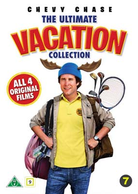 Vacation: The Ultimate Collection (4 film) (DVD) - Klik her for at se billedet i stor størrelse.