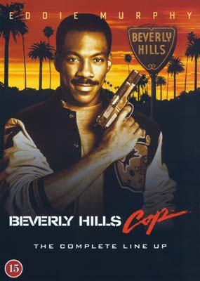 Beverly Hills  Cop: The Complete Line Up (3-disc) (DVD) - Klik her for at se billedet i stor størrelse.