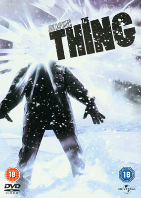 Thing, The (John Carpenter)  (DVD) - Klik her for at se billedet i stor st�rrelse.
