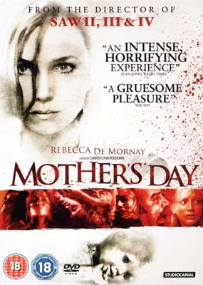 Mother's Day (Rebecca De Mornay)  (DVD) - Klik her for at se billedet i stor størrelse.