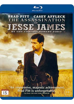 Assassination of Jesse James,           The (Blu-ray) (BD) - Klik her for at se billedet i stor størrelse.