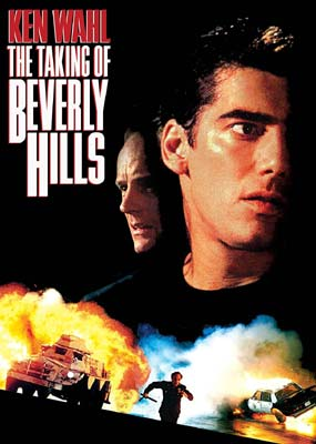 Taking of Beverly Hills, The  (DVD) - Klik her for at se billedet i stor størrelse.